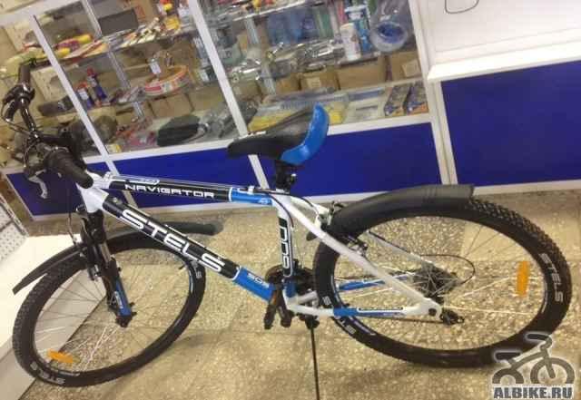 Велосипед Стелс Навигатор 600 (d26) 2015г