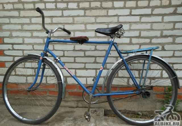 """Велосипед """"Украина"""" дорожный хвз"""