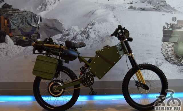 """Электровелосипед """"гранъ"""" e-байк велогибрид электро - Фото #1"""