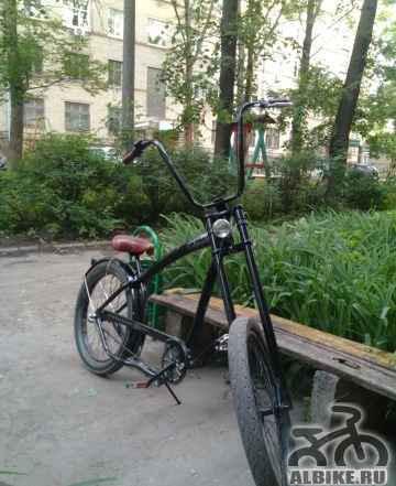 Велочоппер Nirve Switchblade 2014
