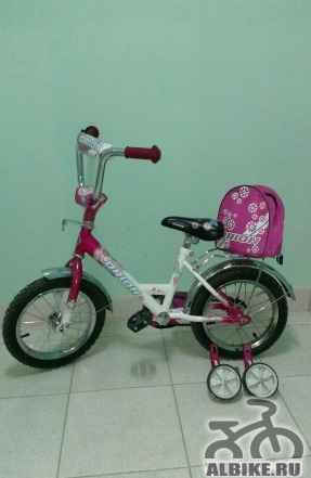 Велосипед орион для девочки
