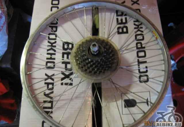 Заднее колесо 20 дюймов