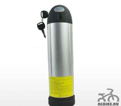 Аккумулятор для электровелосипеда LiIon 48В 8Ач
