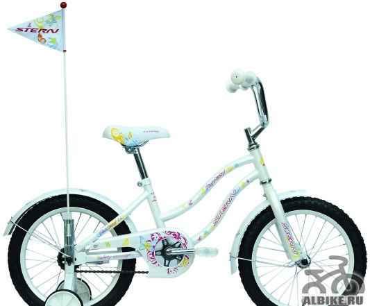 Велосипед для девочек Stern Fantasy 16 отл. сост