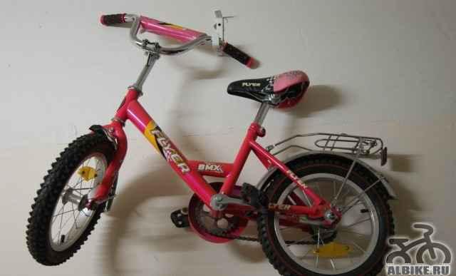 """Велосипед для девочки 14"""""""