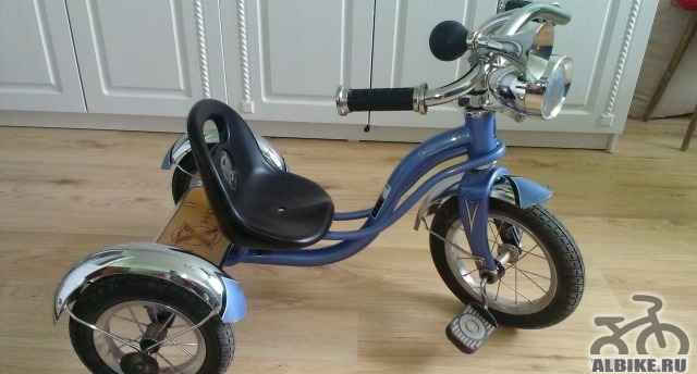 Отличный детский велосипед стиле харлей