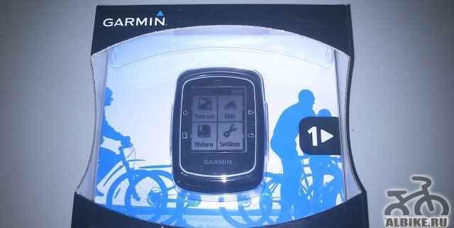 Новый велокомпьютер Garmin Эдже 200