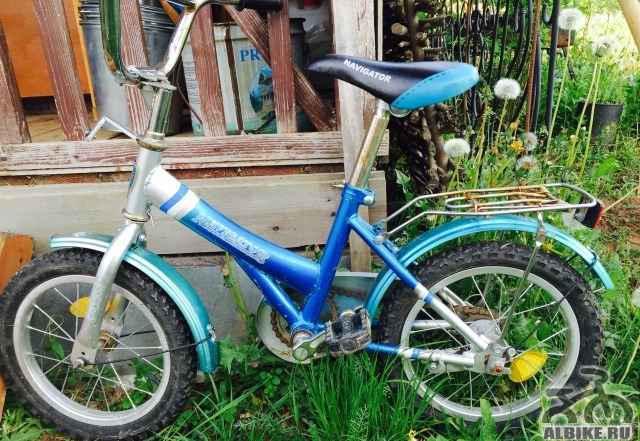 Детский двухколесный велосипед - Навигатор
