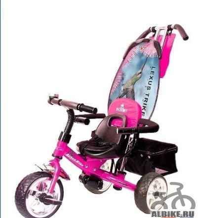 Детский велосипед Лексус Trike (Лексус Трайк)