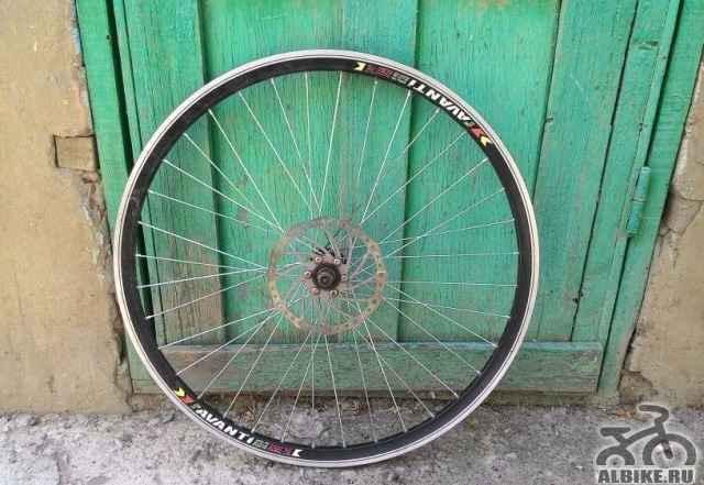 26 переднее колесо с диском для дисковых тормозов