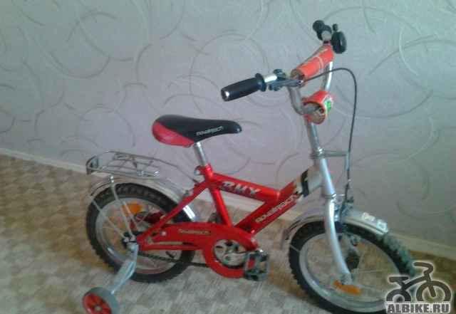 Двухколёсный детский велосипед