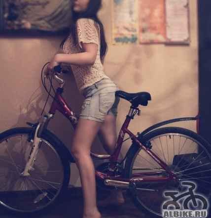 Велосипед Стелс (женский)