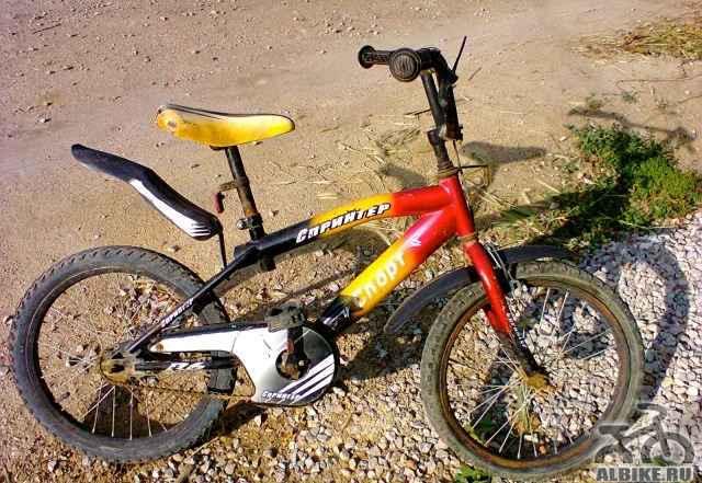 """Велосипед детский, колесо 18"""" для ребенка 4-7 лет"""
