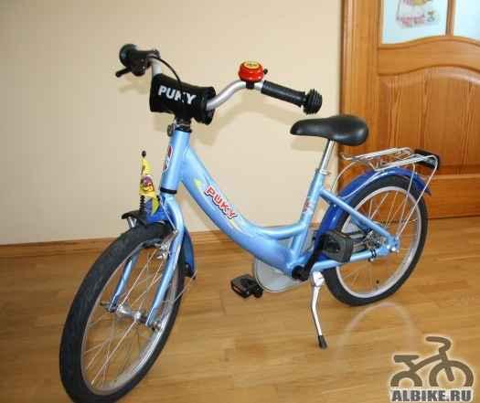 Немецкий детский велосипед puky ZL 18-1, как новый