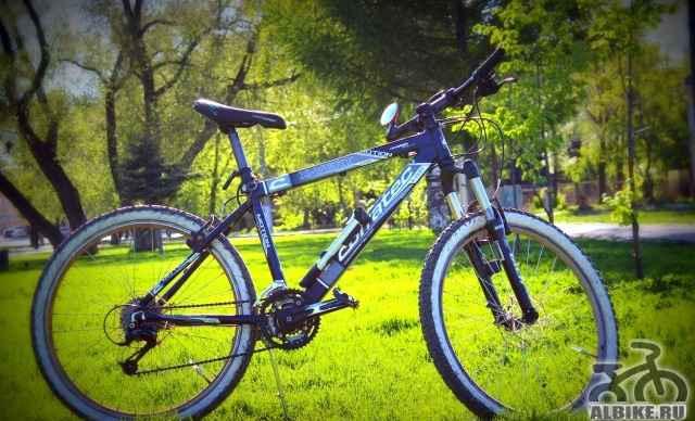 Велосипед ищет нового хозяина