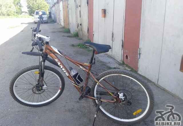 Горный велосипед Jamis