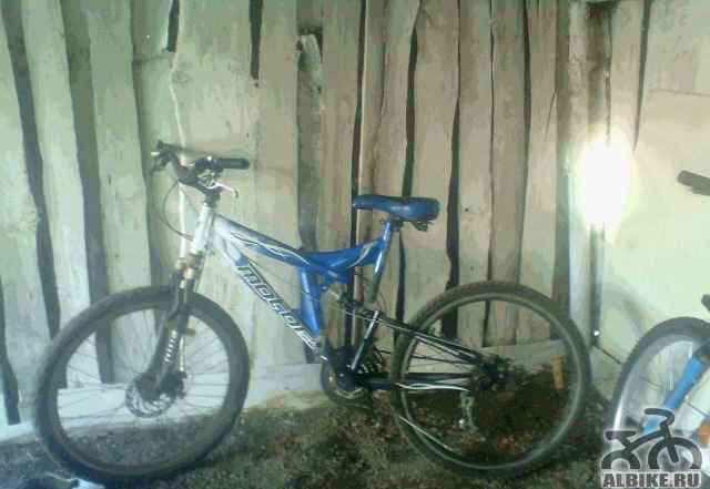 Велосипед мотор
