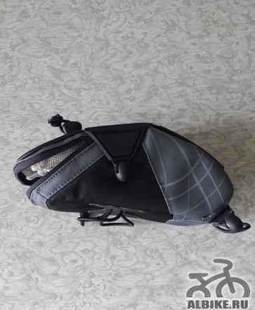 Сумка велосипедная под седло