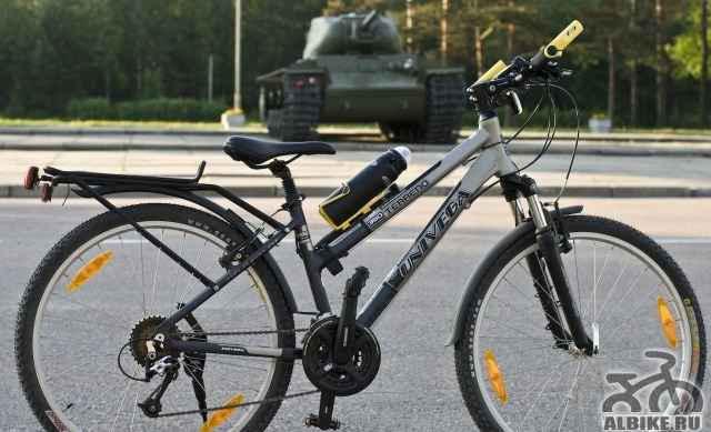 Велосипед univega Terreno 350