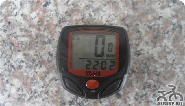 Спидометр электронный, велокомпьютер