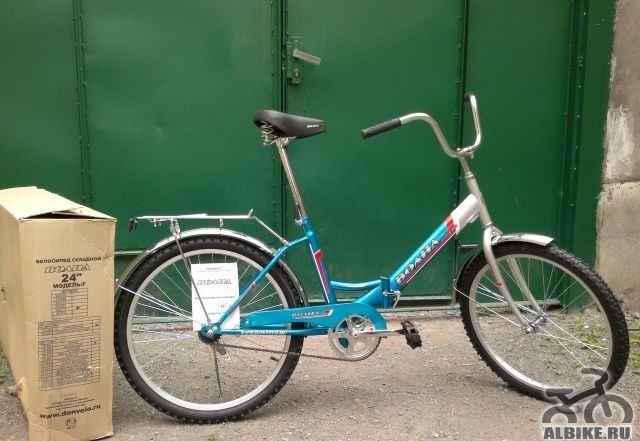 Продам новый велосипед Волна(Кама)