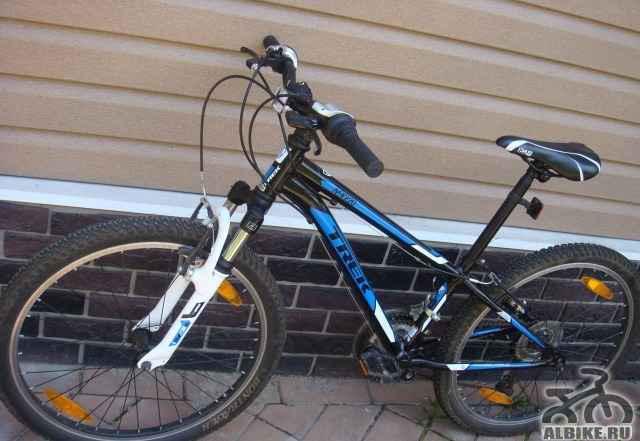 Подростковый велосипед Трек MT220 для мальчика