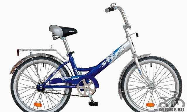 Продам велосипед Стелс Пилот 300