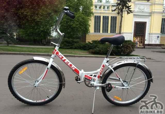 Велосипед складной Стелс 710 Пилот - Фото #1