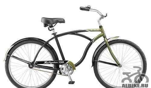Велосипед круизер стелс навигатор 130 gent 1-ск