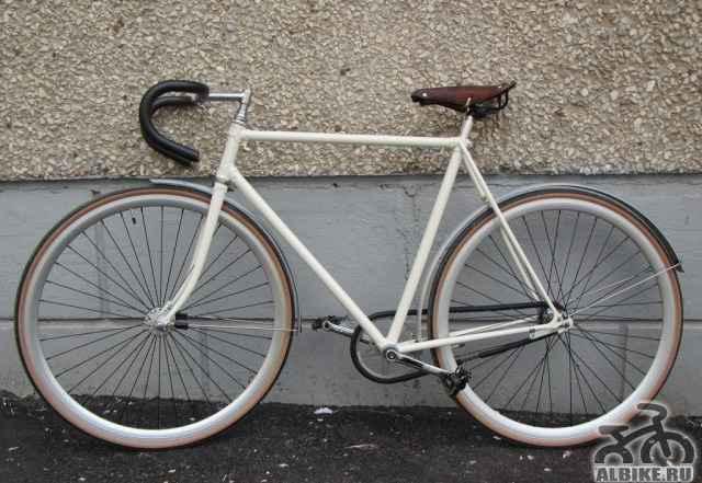 Городской велосипед на основе Старт-Шоссе