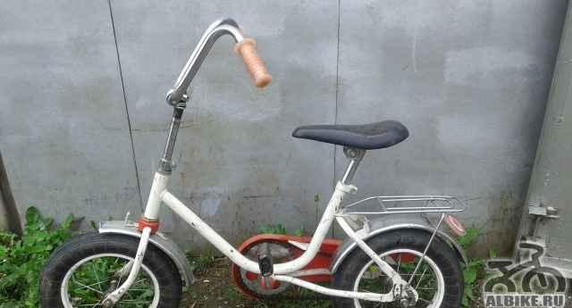Детский велосипед б/у для дачи