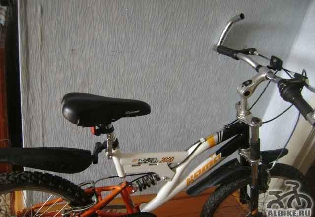 Велосипед дорожный, 6 скоростей