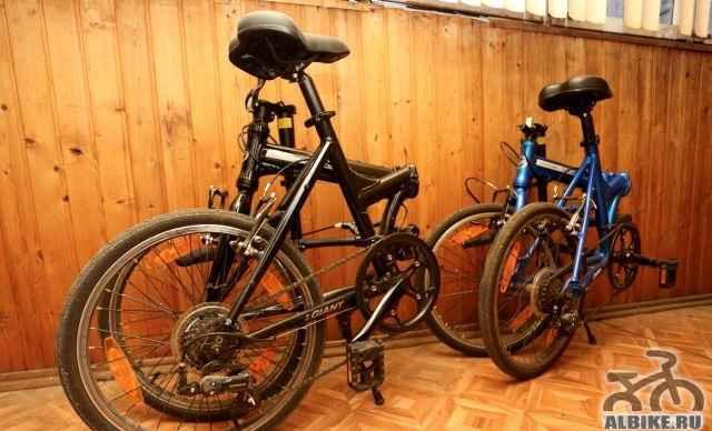 Складной велосипед Giant Expressway 2 - Фото #1
