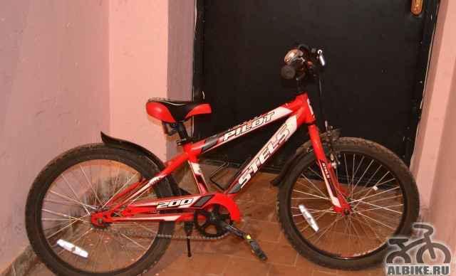 Продам детский велосипед Стелс Пилот 200 Boy