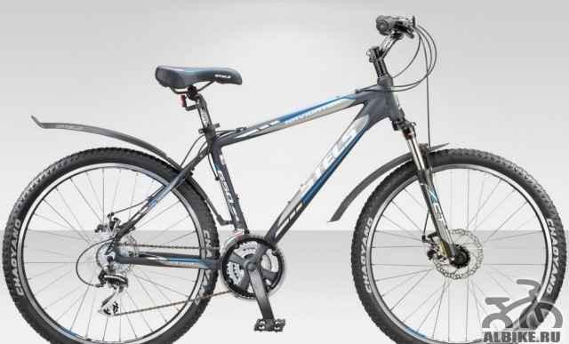 Велосипед Стелс Навигатор 650 (2014)