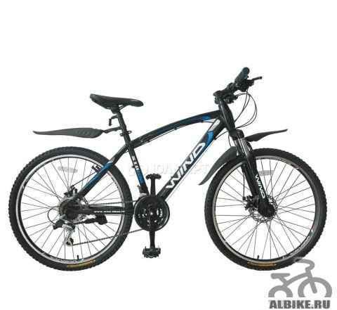 Горный велосипед Винд. состояние отличное