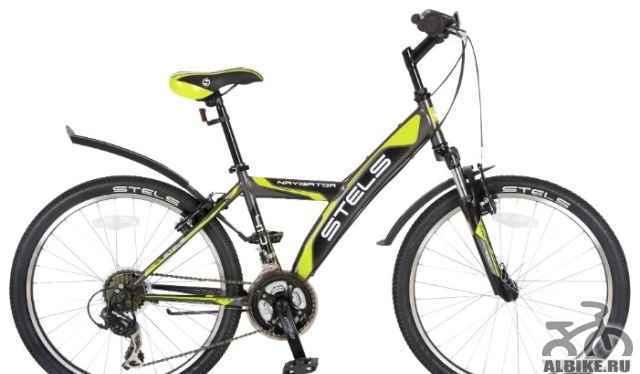 Велосипеды Стелс