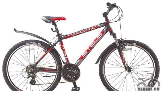 Новые велосипеды стелс
