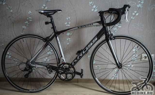 Шоссейный велосипед Kross Венто 1.0