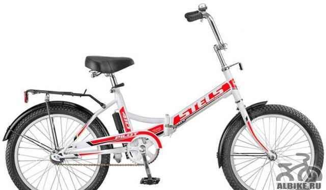Новые Складные велосипеды Пилот 410 по супер цене
