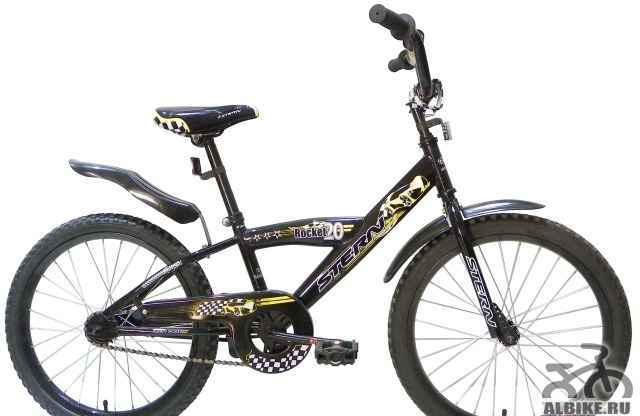 Стильный подростковый велосипед