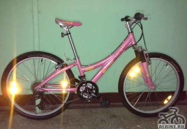 Велосипед Трек MT 220 girls от 6 до 18 лет Новый