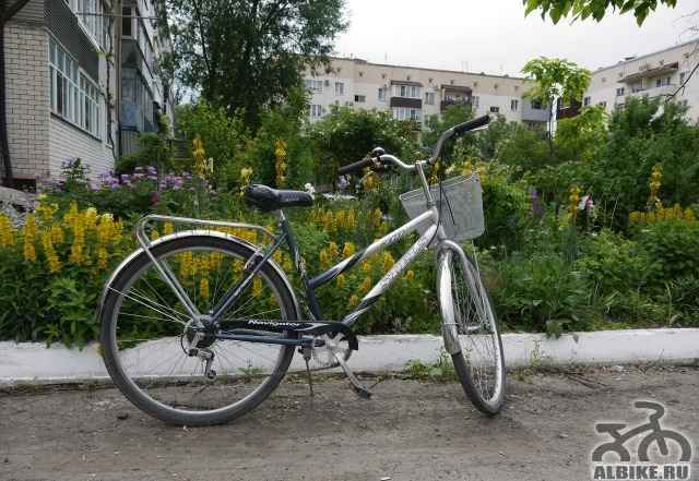Велосипед стелс навигатор 310 lady