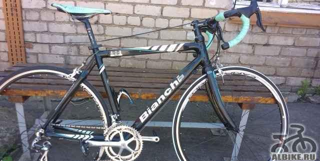 Шоссейный велосипед Bianchi 928 Carbon