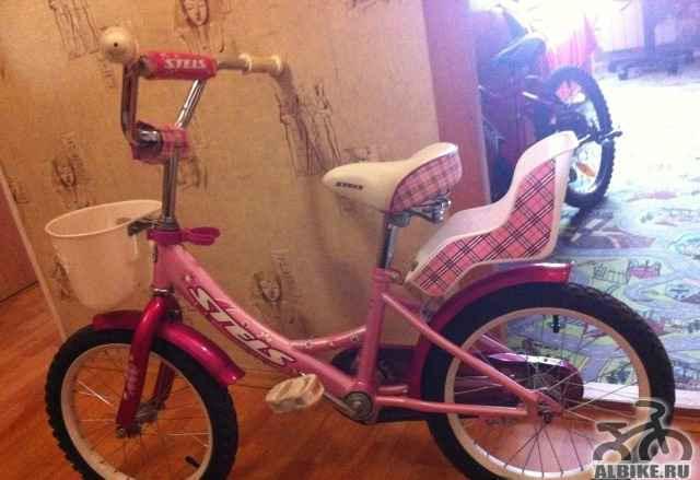Продам детский велосипед стелс б/у