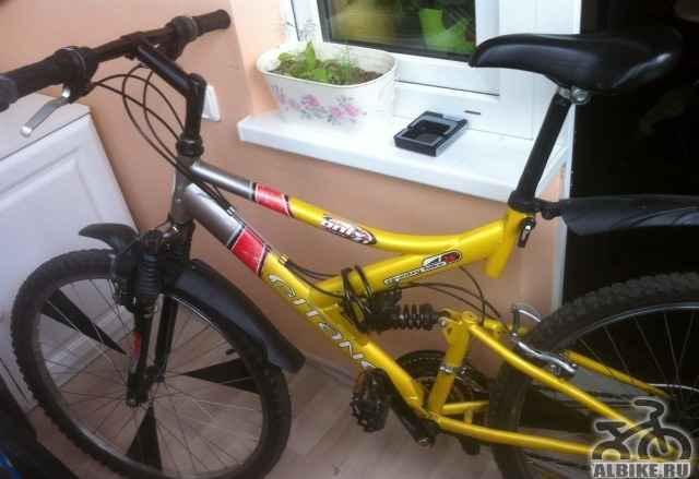 Велосипед gitane(Made in France)