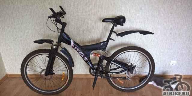 Горный велосипед Велс