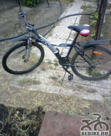 Велосипед Uran