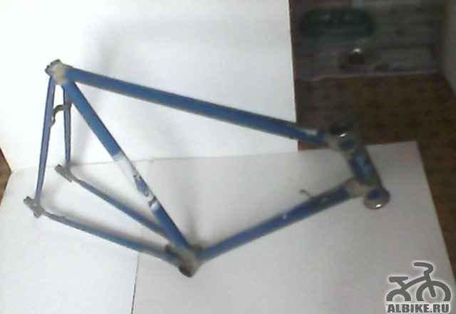 Рама велосипеда Спутник (СССР)