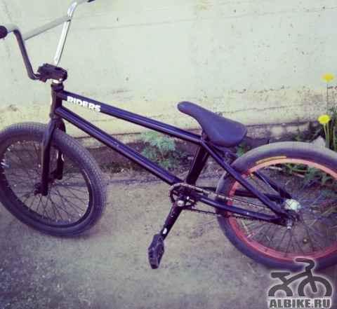 Продам BMX в отличном состоянии торг возможен - Фото #1